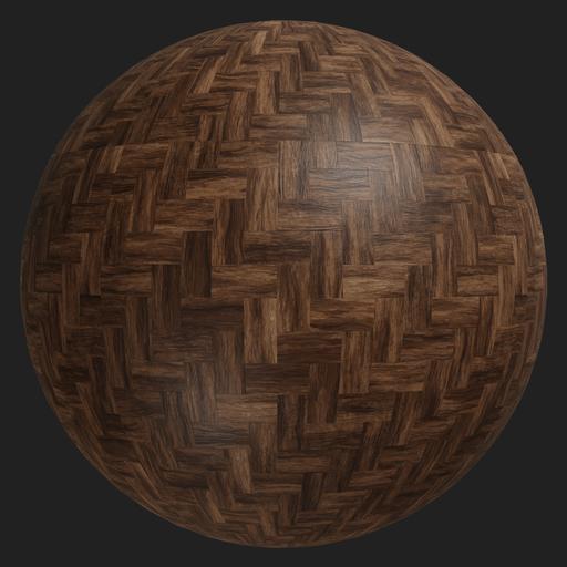Thumbnail: Wooden floor004