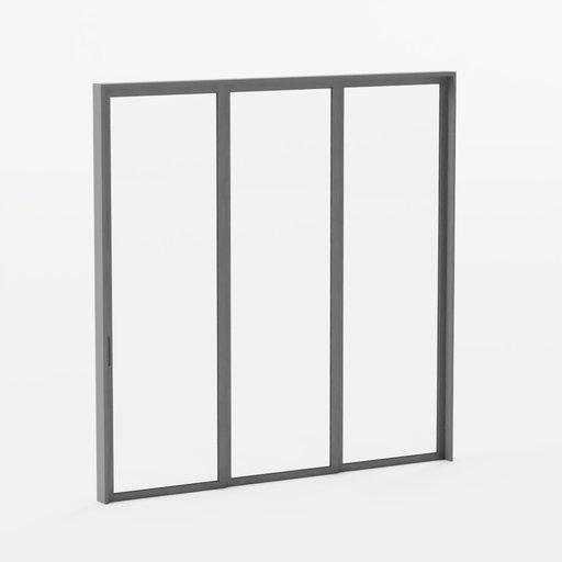 Thumbnail: Sliding Door (3 Doors)