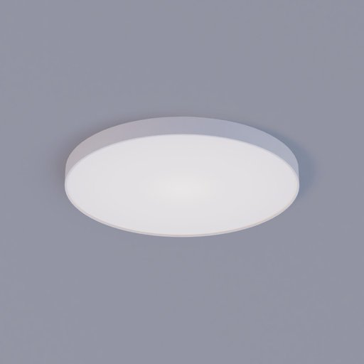 Thumbnail: ceiling lamp simple rounded
