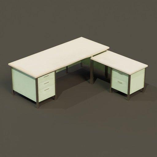 Thumbnail: Office desk 3