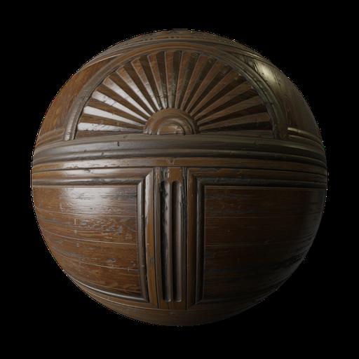 Thumbnail: Wood panel verze2