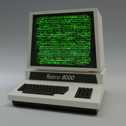 Thumbnail: Retro8000
