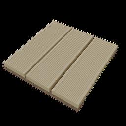 Thumbnail: Modular Wooden Mini Deck