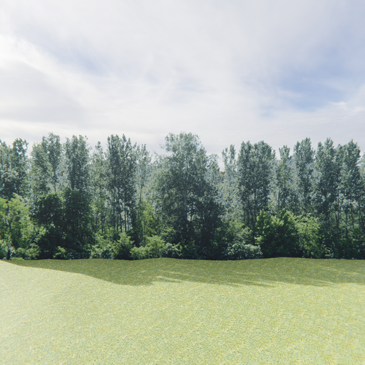 Thumbnail: Greenleaf Treeline Backdrop 002