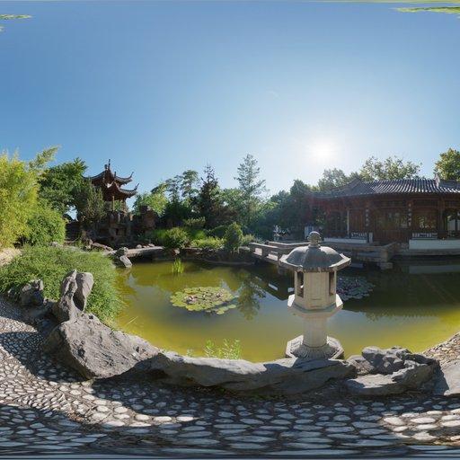 Thumbnail: Chinese Garden