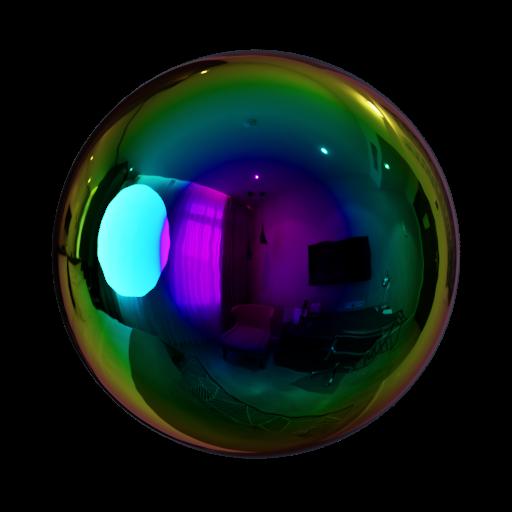 Thumbnail: Iridescent color