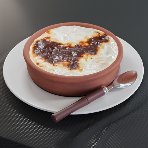 Thumbnail: Baked Rice Pudding