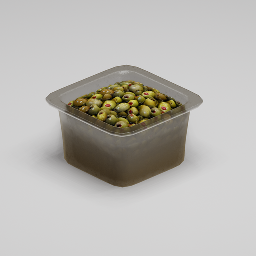 Thumbnail: Olive Container