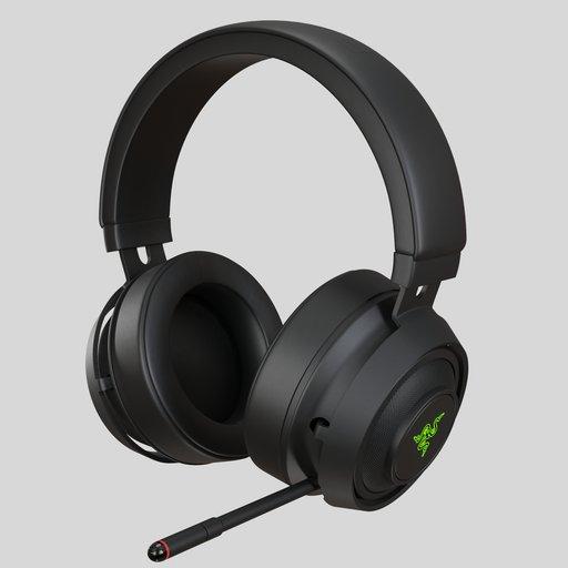 Razer kraken headphone gaming