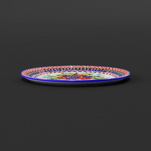 Thumbnail: Large plate