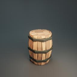 Thumbnail: LP Barrel