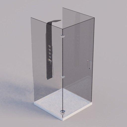 Thumbnail: Shower