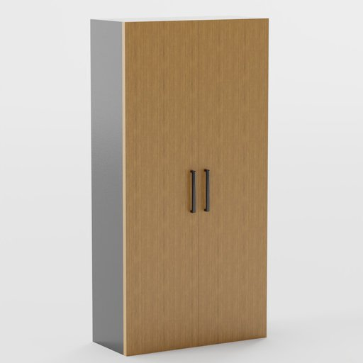 Thumbnail: Cupboard 900 450 1800 mm