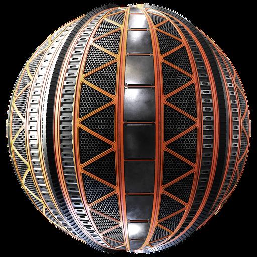 Thumbnail: Scifi Panels 07