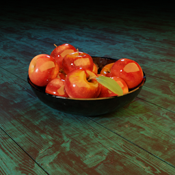 Thumbnail: Bowl of Apples