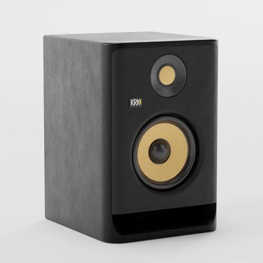 Thumbnail: KRK Rokit 5 Gen 4 Speakers