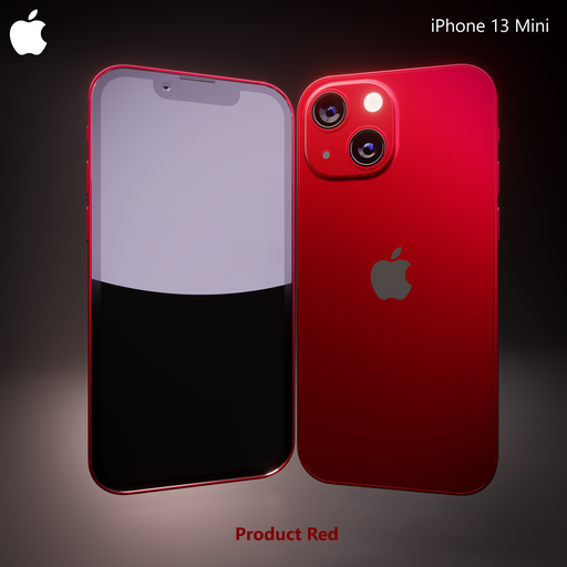 IPhone 13 Mini Product Red