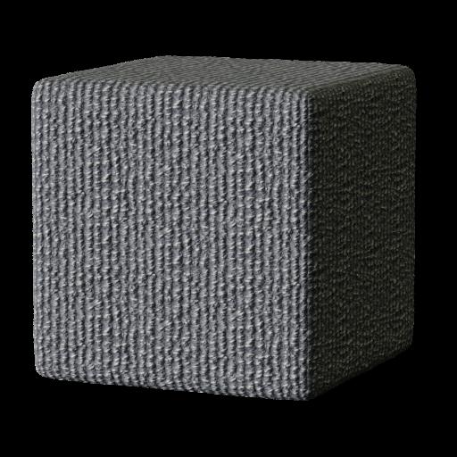 Thumbnail: Hessian Carpet Slate Grey