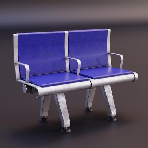 Thumbnail: Modular Metal Seats