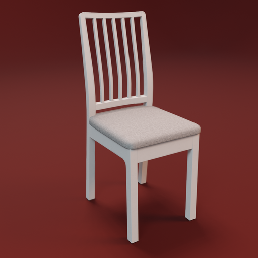 Thumbnail: IKEA EKEDALEN chair white