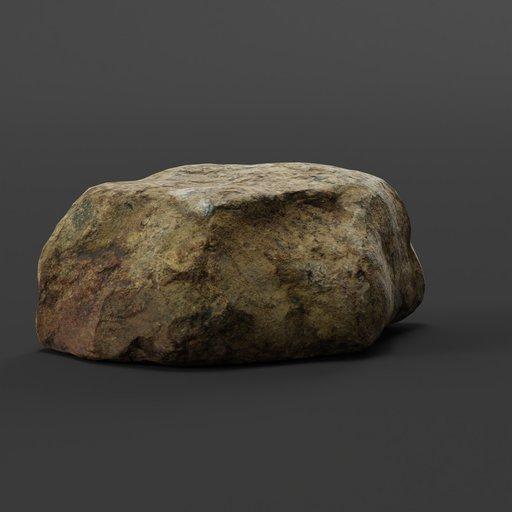 Small rock 01