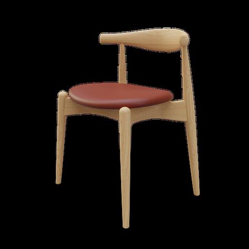 Thumbnail: Hans Wegner elbow chair