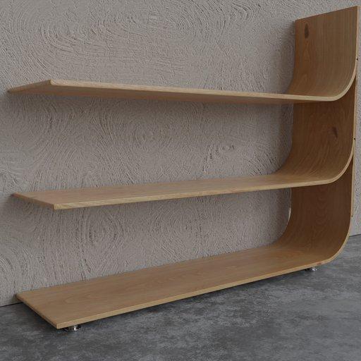 Thumbnail: Modern Shelf