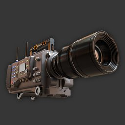 Thumbnail: Digital Movie Camera