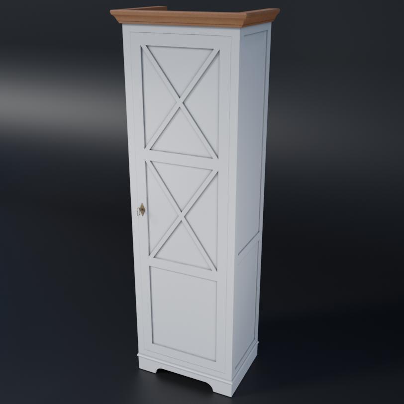 BlenderKit Elements Model: Kandya Chair By (anonymous