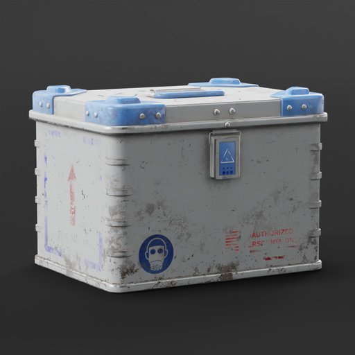 Thumbnail: Zarges crate