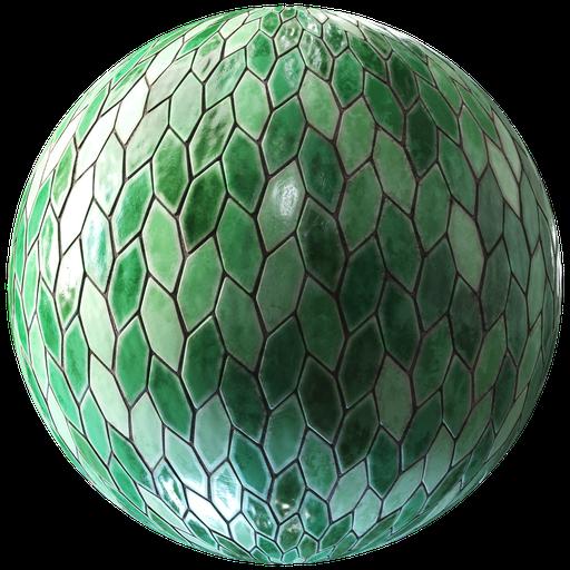 Thumbnail: Green Leaf 01