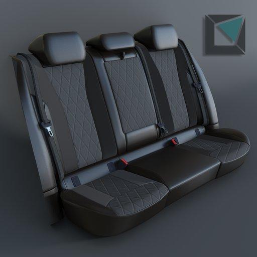 Thumbnail: Kamiq seat back