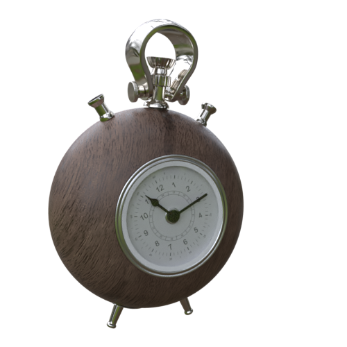 Thumbnail: Table clock
