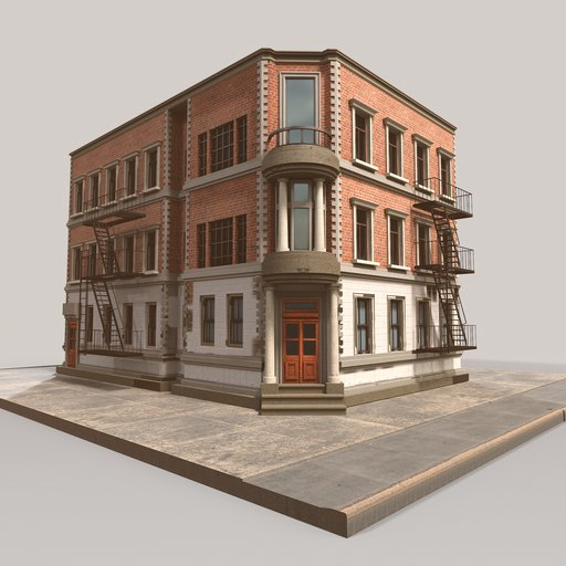 Thumbnail: Classic Apartment Building 2