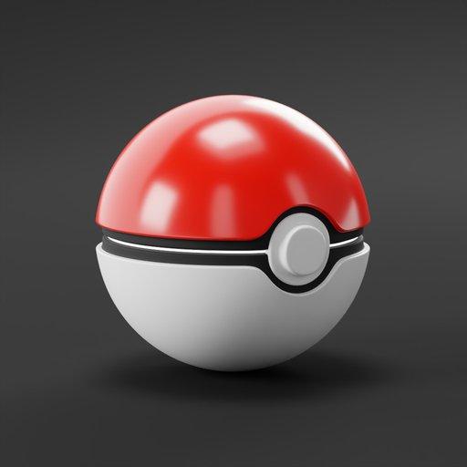 Thumbnail: Poke Ball 10cm