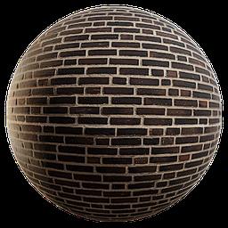 Thumbnail: Dark  Brick Wall