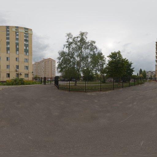 Urban Courtyard 02