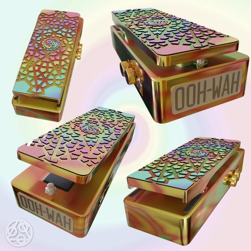 Thumbnail: Wah-wah Guitar Pedal by DJH [V2]