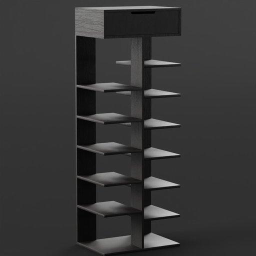 Thumbnail: Shoe Cabinet