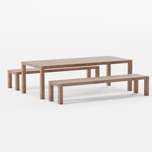 Thumbnail: Picnic Table