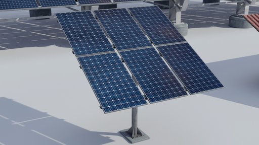 1.8kw Solar Panels Array