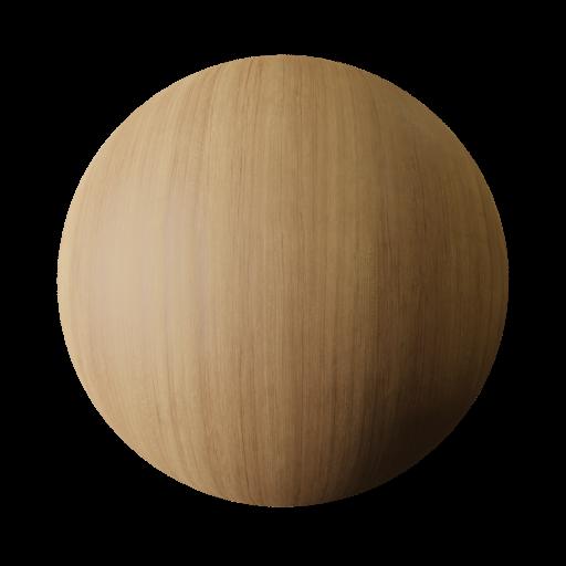 Thumbnail: Golden Teak Wood Texture