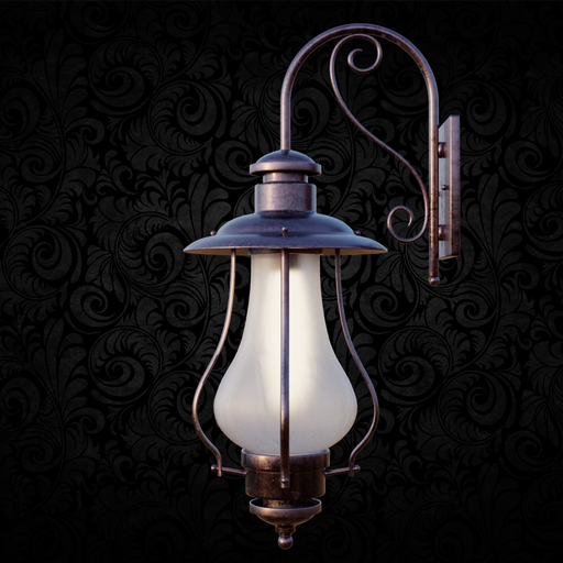Thumbnail: Wall lantern
