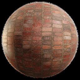 Thumbnail: Stone Salt Brick Floor