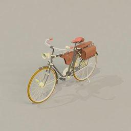 Thumbnail: Vintage bike