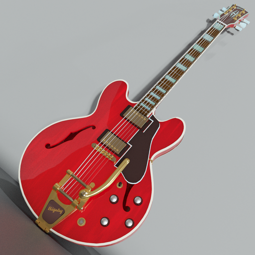 Gibson ES355 Guitar by DJH