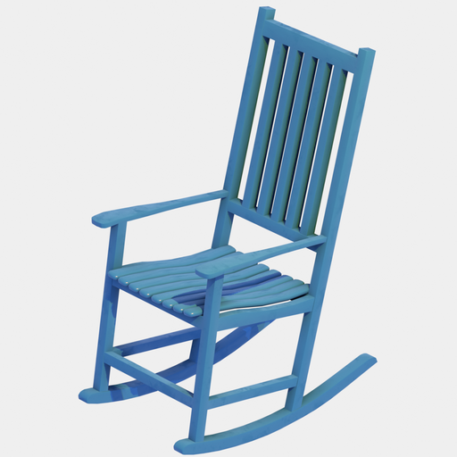Thumbnail: Porch Rocking Chair