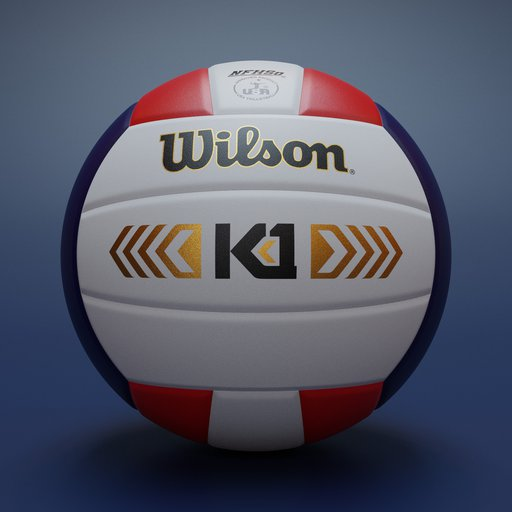 Thumbnail: Wilson's K1 Gold Volleyball