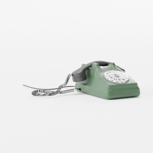 Thumbnail: Vintage Rotary Dial Phone