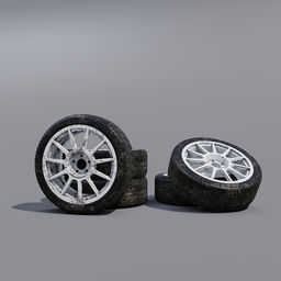 Thumbnail: WRC wheel